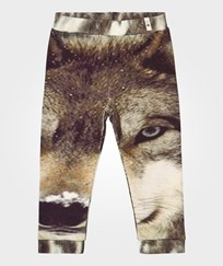 Popupshop Wolf Baby Pants Wolf