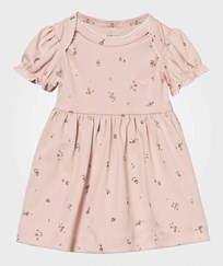 Livly Jessie Dress Mauve Flowers mauve flowers