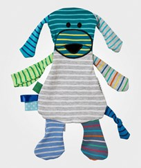 Geggamoja Doddi Cozy Toy Blue Mix