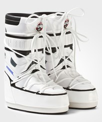 Moon Boot White Star Wars Stormtrooper Moon Boots 001 WHITE-BLACK
