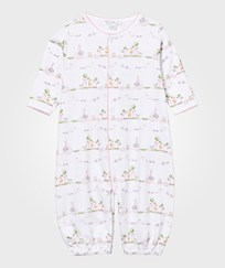 Kissy Kissy Baby Gown Converter Pink Animals Print PK