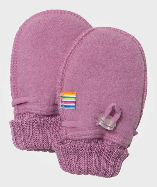 Joha Baby Mittens Mauve Orchid Mauve Orch