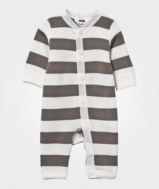 Joha Wool Onesie Stripes YD Stripe