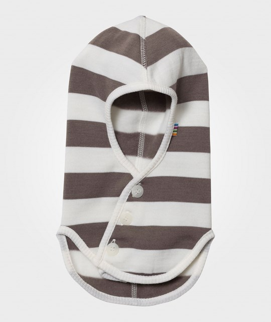 Joha Wool Balaclava Stripes YD Stripe