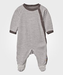 Joha Footed Baby Body Squared Squared