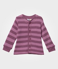 Joha Knit Wool Cardigan Stripes YD StripeG