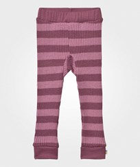 Joha Knit Wool Pants Stripes YD StripeG