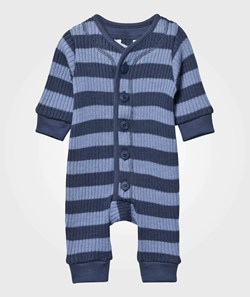 Joha Wool Onesie Stripes