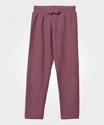 Joha Knit Wool Pants Grape Nectar Grape Nect