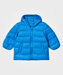 United Colors of Benetton Packable Down Jacket Blue Blue