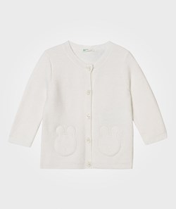 United Colors of Benetton L/S Sweater Off White