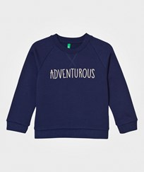 United Colors of Benetton Adventurous Sweater Navy Navy