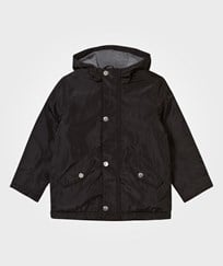 United Colors of Benetton Waterproof Jacket Black Black