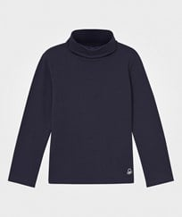 United Colors of Benetton Turtleneck Navy Navy