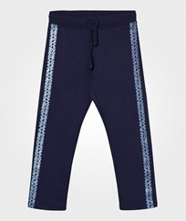 United Colors of Benetton Sweatpants Navy Marinblå