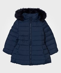 United Colors of Benetton Down Feather Jacket Navy Navy