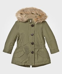 United Colors of Benetton Winter Parka Khaki Green Khaki Green