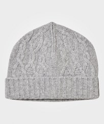 United Colors of Benetton Wool Hat Grey Black