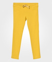 United Colors of Benetton Ribbed Leggings Yellow Yellow