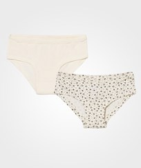 United Colors of Benetton Briefs 2-Pack White/Dandelion White White