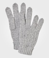 United Colors of Benetton Gloves Grey Black