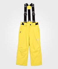 Armani Junior Yellow Klingler Ski Trousers 1630 GIALLO