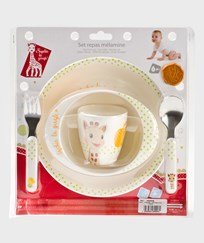 Sophie The Giraffe Meal Time Set Hvit