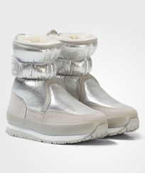 Rubber Duck Sporty Snowjogger Glitter Microfiver Pewter Pewter