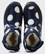 Rubber Duck Classic SnowJoggers Low Print Navy/ White Dot Navy/ White Dot - 4