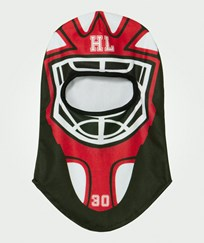 The BRAND Make A Save Balaclava Red/Green Green