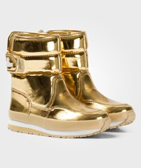 Rubber Duck Classic SnowJogger Gold Metallic Pu Gold