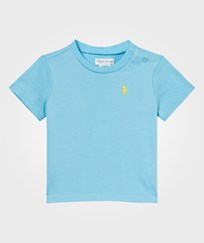 Ralph Lauren Short Sleeve T-Shirt French Turquoise XW1PT