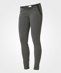 Mamalicious Mlpower Jersey Leggings Medium Grey Melange Medium Grey Melange