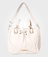 Mayoral Beige Changing Bag with Bow Detail 38