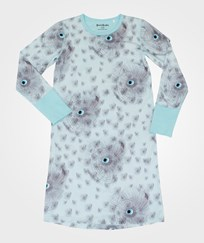 Beau & Rooster Night Owl Nightdress Canal Blue Canal Blue