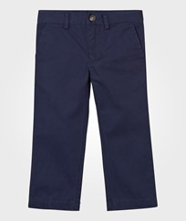 Ralph Lauren Slim-fit Cotton Twill PantTrue Navy True Navy