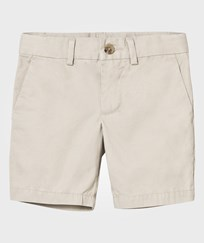 Ralph Lauren Slim-fit Cotton Twill Shorts Classic Stone Classic Stone