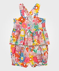Stella McCartney Kids Floral Print All In One 9799