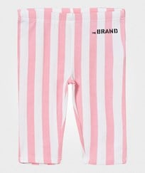 The BRAND Summer Tights Pink Stripe Pink