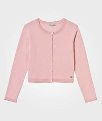 Mayoral Pink Classic Cardigan 24