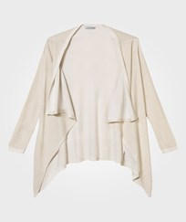 Mayoral Off-White Waterfall Cardigan 93