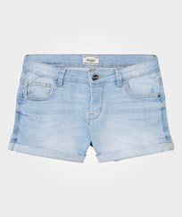 Mayoral Light Wash Denim Shorts 71