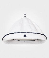 Mayoral Navy and White Stripe Reversible Hat 76
