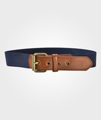 Mayoral Navy Canvas Elastic Belt 48
