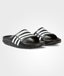 adidas Black Duramo Slides CORE BLACK