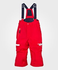 Didriksons Amitola Kids Pants Tomato Red Tomato red