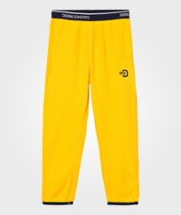 Didriksons Monte Kids Pants Yellow Yellow
