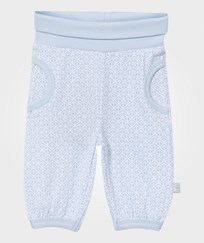 Hust&Claire Jersey Jogging Trousers Light Blue Light Blue