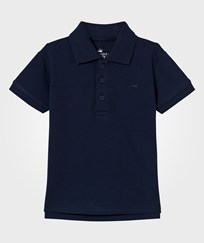 Hust&Claire Polo T-Shirt Night Blue Night Blue