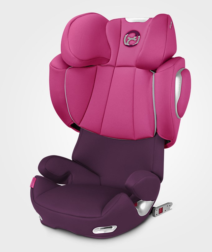 Cybex Solution M-Fix Carseat Mystic Pink 2017 Mystic Pink